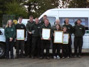 Hawthorn Nurseries & Landscaping Staff